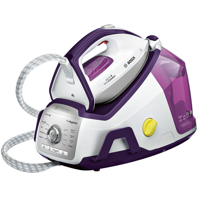 Bosch Series 8 Pro Hygienic Pressurised Steam Generator Iron