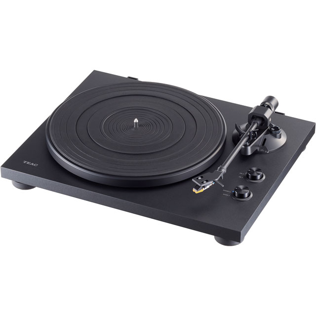 TEAC TE09TN200B50 Turntable in Black