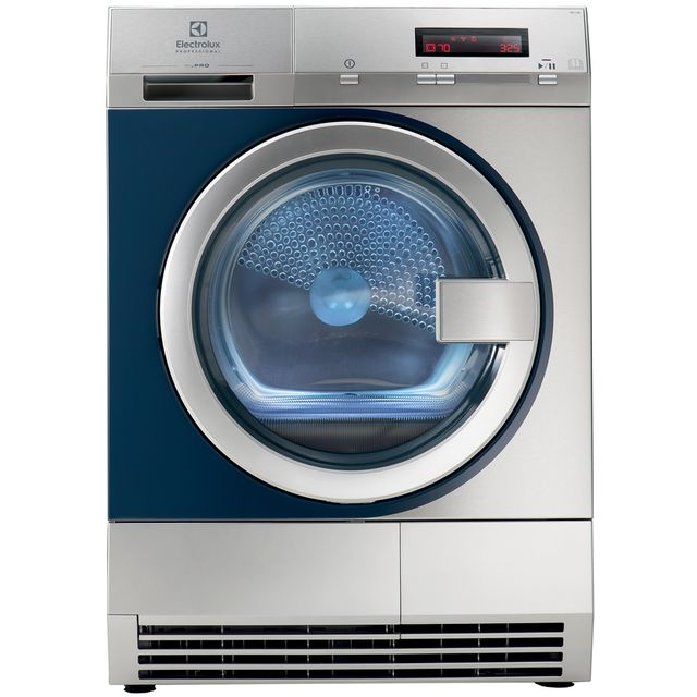 Image of Electrolux myPro TE1120P 8Kg Semi Commercial Condenser Tumble Dryer - Stainless Steel - B Rated