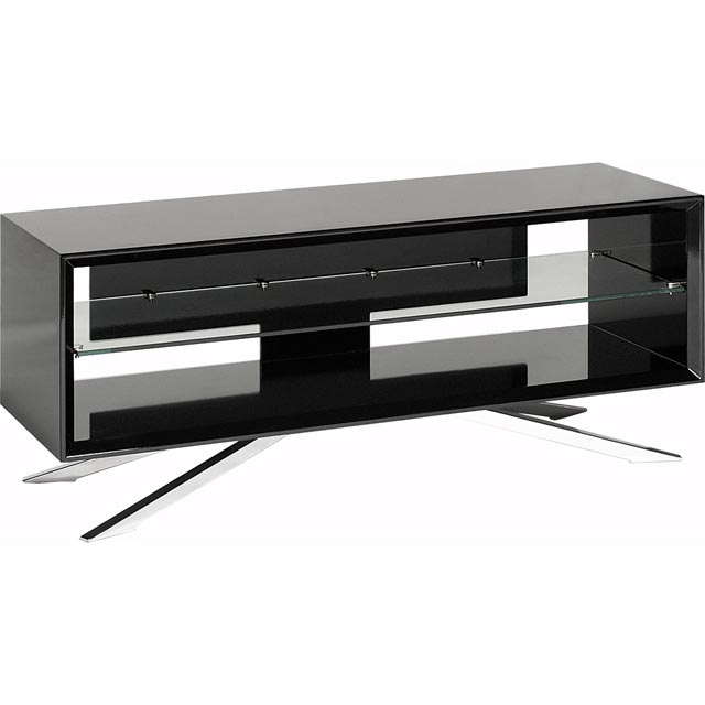 Techlink AA110B Tv Stand in Piano Black