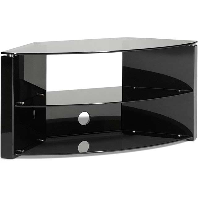 Techlink Bench B3B 3 Shelf TV Stand - Black