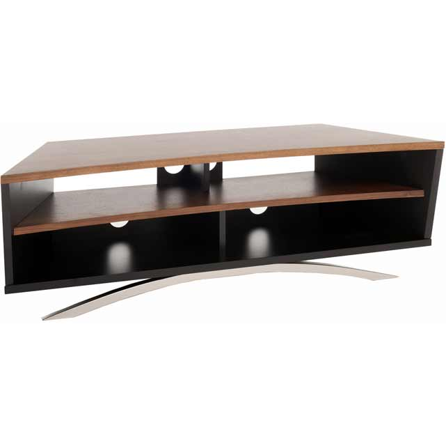 Techlink Prisma PR130SBW 3 Shelf TV Stand - Black