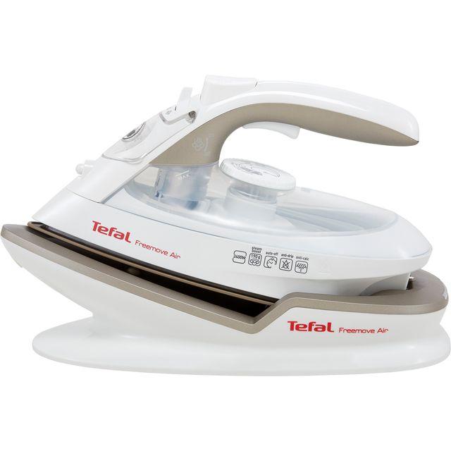 Tefal Freemove Air FV6550 2400 Watt Iron -White / Silver