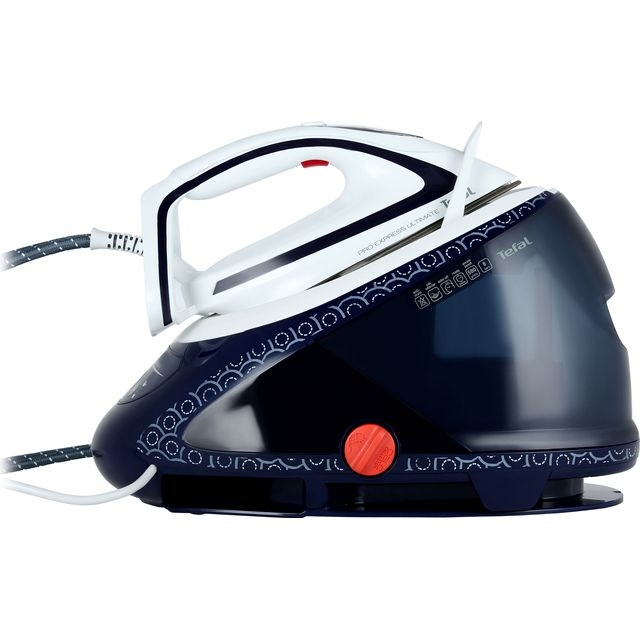 Tefal Pro Express Ultimate High Pressure GV9580 Pressurised Steam Generator Iron - GV9580_BW - 1