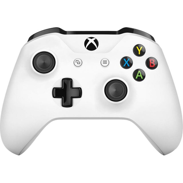Xbox One Wireless Gaming Controller - White