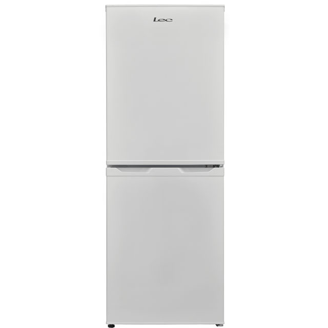 Lec 50/50 Frost Free Fridge Freezer - White - A+ Rated