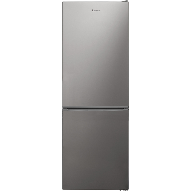 Lec TF55159S 60/40 Frost Free Fridge Freezer - Silver - A+ Rated Best Price, Cheapest Prices