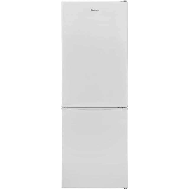 Lec TF55159W 60/40 Frost Free Fridge Freezer - White - A+ Rated Best Price, Cheapest Prices