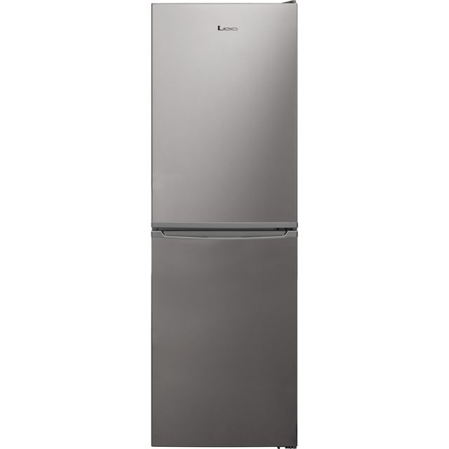 Lec TF55179S 50/50 Frost Free Fridge Freezer - Silver - A+ Rated Best Price, Cheapest Prices