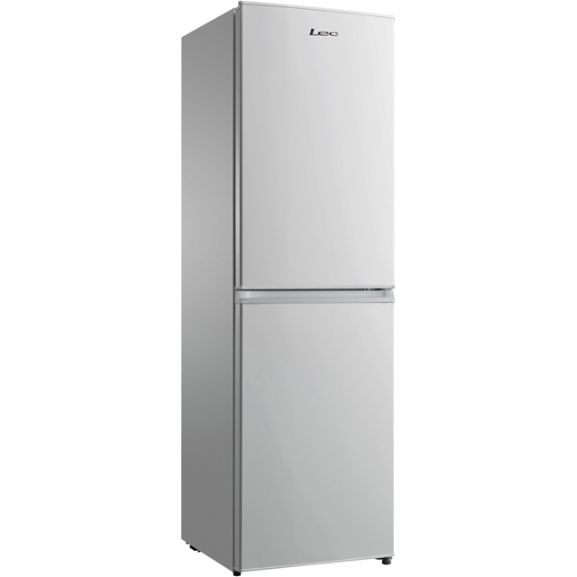 Lec TF55207W 50/50 Frost Free Fridge Freezer - White - A+ Rated