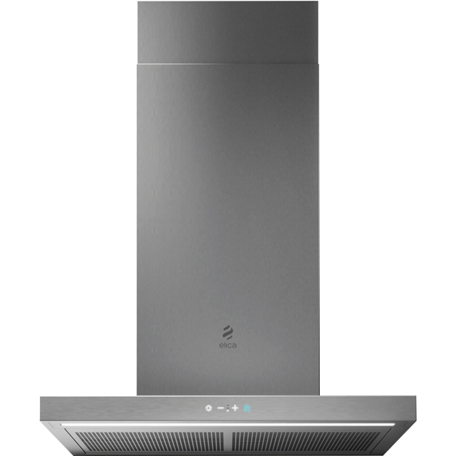 Elica Thin 70 70 cm Chimney Cooker Hood - Stainless Steel - A Rated