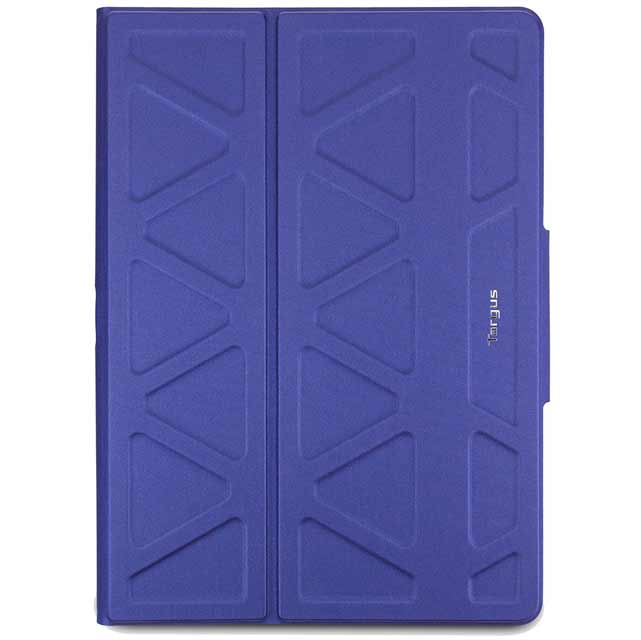 "Targus Rotating Universal Tablet Case for 10"" Tablet - Blue - THZ66502GL - 1"