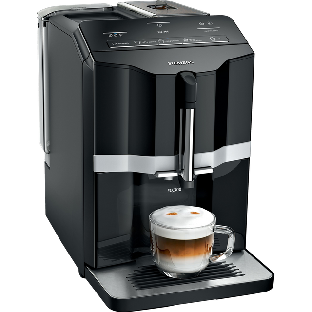 Siemens EQ.300 TI351209GB Bean to Cup Coffee Machine - Black