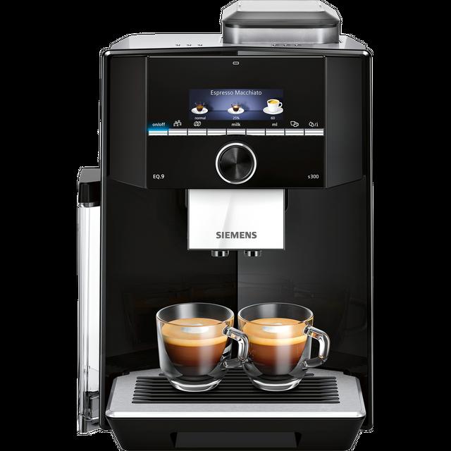 Siemens EQ9 TI923309RW Bean to Cup Coffee Machine - Black