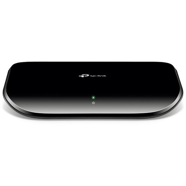 TP-Link TL-SG1005D Routers & Networking in Black