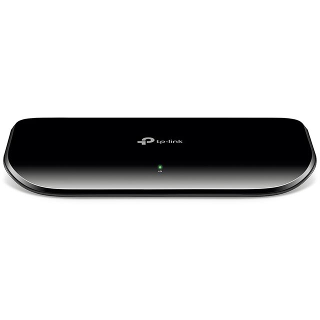 TP-Link TL-SG1008D Routers & Networking in Black