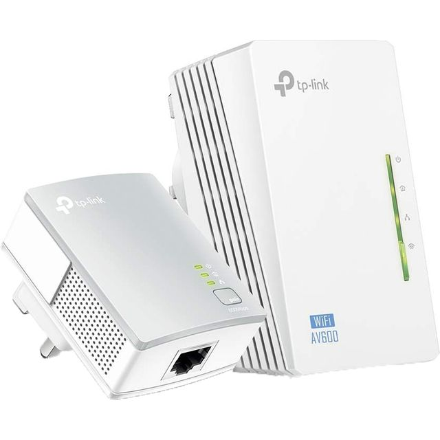TP-Link Single Band Gaming Powerline Kit