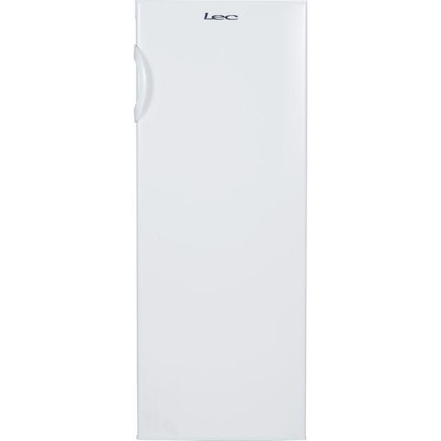 LEC TL55144 55cm Wide Freestanding Larder Fridge - White