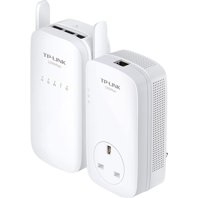 TP Link TL-WPA8630 KIT Dual Band Powerline Kit