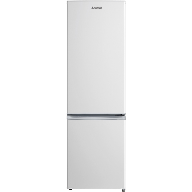 Lec TNF55187W 60/40 Frost Free Fridge Freezer - White - A+ Rated - TNF55187W_WH - 1