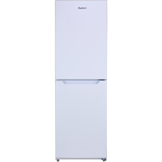 Lec TNF60187W 50/50 Frost Free Fridge Freezer - White - A+ Rated