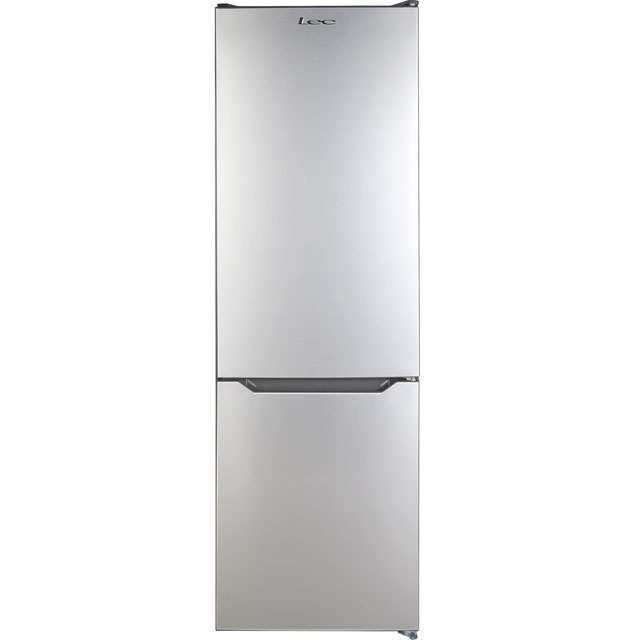 Lec TNF60188S 60/40 Frost Free Fridge Freezer - Silver - A++ Rated