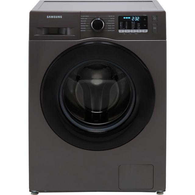 Samsung Series 5 ecobubble� WW70TA046AX 7Kg Washing Machine with 1400 rpm - Graphite - B Rated