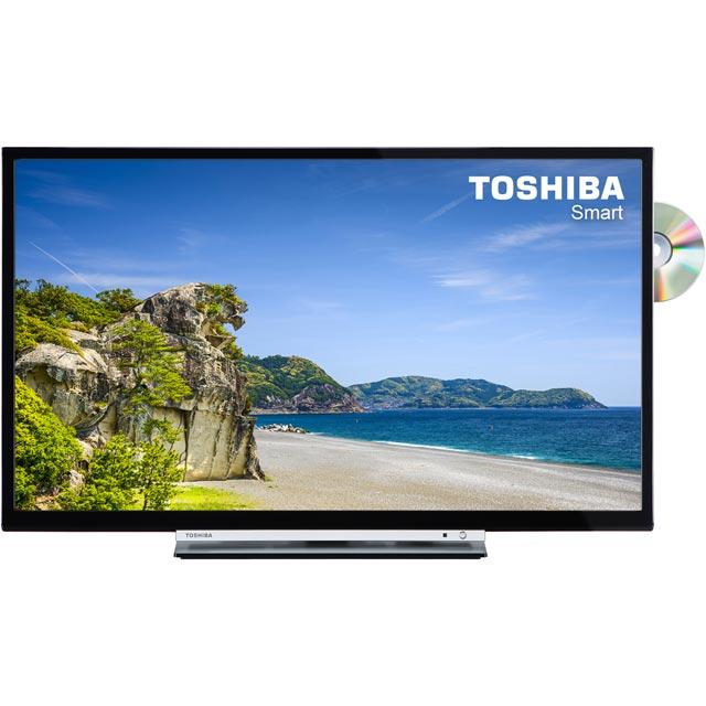 Toshiba 32D3753DB 32'' 720p HD Ready Black LED TV