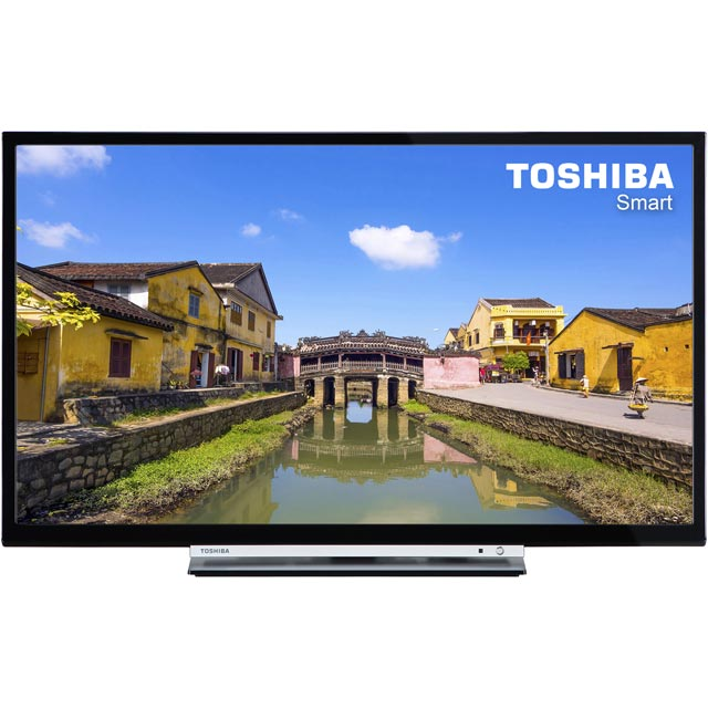 Toshiba 32W3753DB 32'' 720p HD Ready Black LED TV