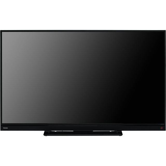 "Toshiba 43T6863DB 43"" Smart 4K Ultra HD TV - Black - 43T6863DB - 2"