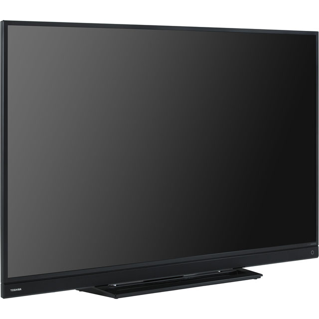 "Toshiba 43T6863DB 43"" Smart 4K Ultra HD TV - Black - 43T6863DB - 4"