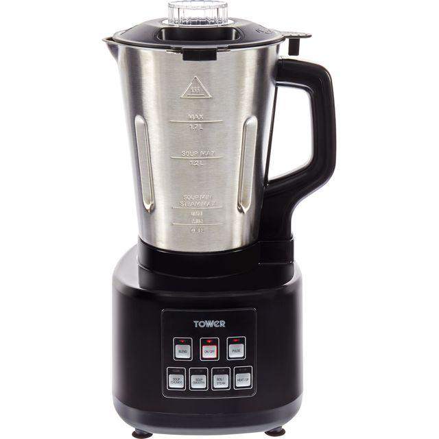Tower T12026 1.7 Litre Soup Maker - Black