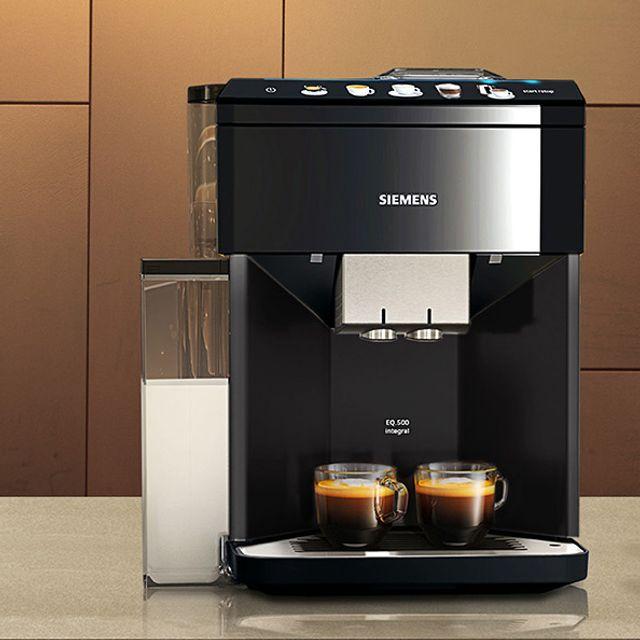 Siemens EQ.500 TQ505R09 Bean to Cup Automatic Coffee Machine - Black
