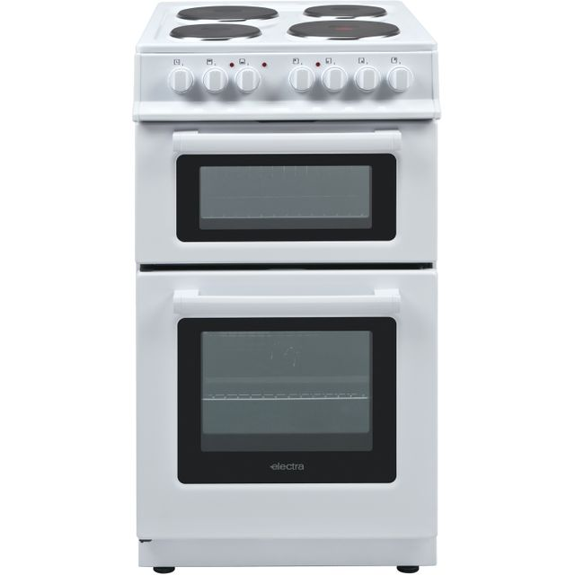 Electra TS50-1W Electric Cooker - White - TS50-1W_WH - 1