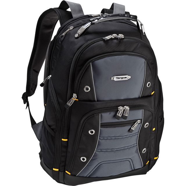 "Targus Drifter Backpack for 16"" Laptop - Black / Grey - TSB238EU - 1"