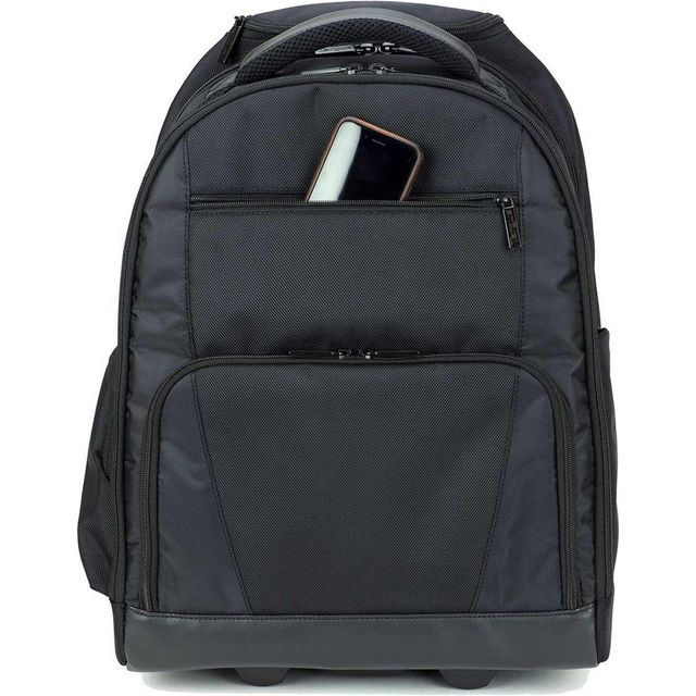 "Targus Sport Rolling Backpack for 15.6"" Laptop Laptop - Black - TSB700EU - 1"