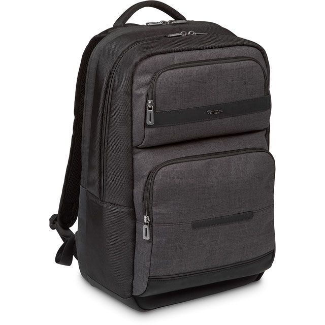 "Targus Backpack for 15.6"" Laptop - Black / Grey"
