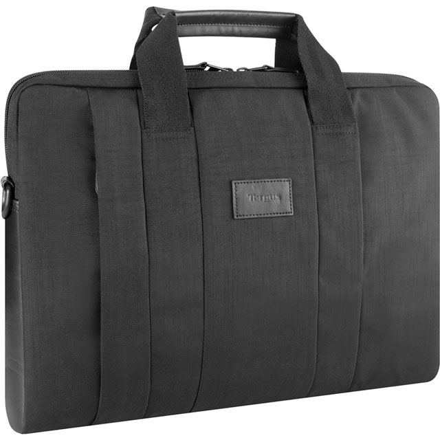 "Targus City Smart Slipcase for 15.6"" Laptop - Black"