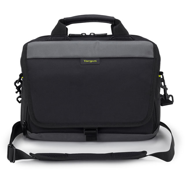 "Targus CityGear Slim Topload Laptop Bag for 12"" Laptop - Black - TSS865EU - 1"