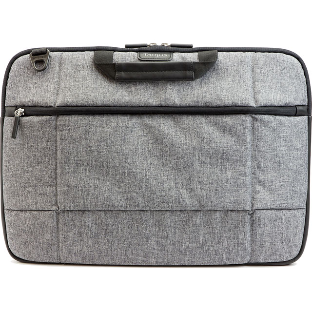 "Targus Strata Pro Slipcase Slipcase for 14"" Laptop - Grey"