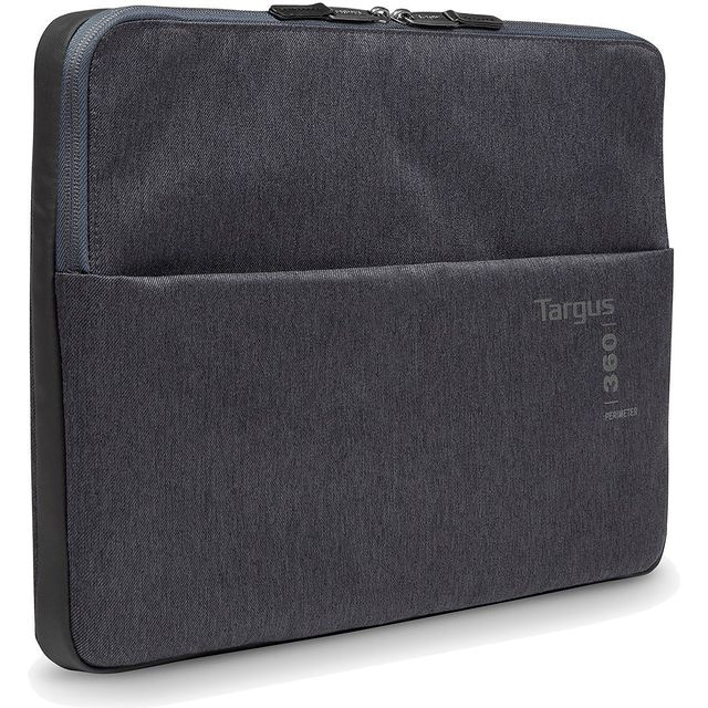 "Targus 360 Perimeter Sleeve Sleeve for 13.3"" Laptop - Black"
