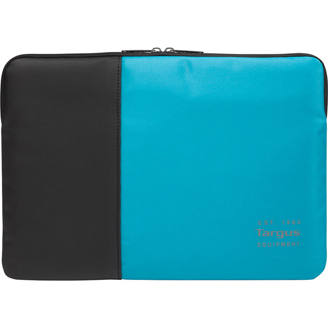 "Targus Pulse Sleeve for 13"" to 14"" Laptop - Black / Blue - TSS94802EU - 1"