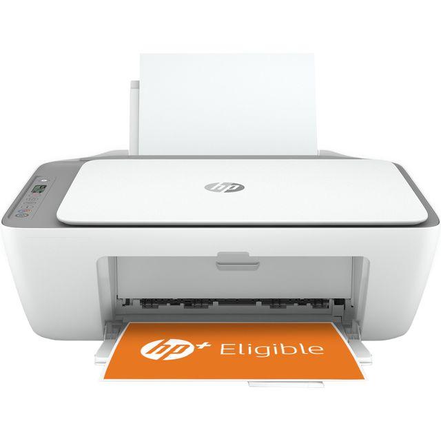 HP DeskJet 2720e All-In-One Inkjet Printer - Grey / White