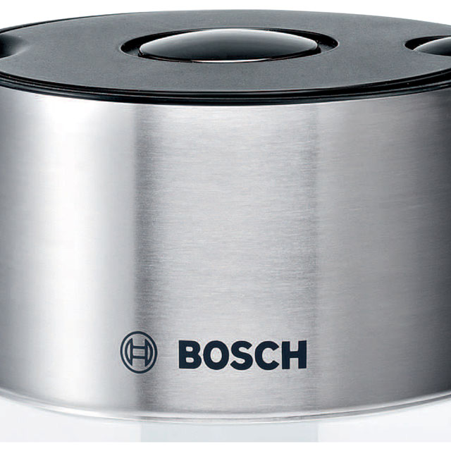 59ecafcf35d ... Bosch Styline TWK8631GB Kettle with Temperature Selector - White   Stainless  Steel - TWK8631GB WH - 2 ...