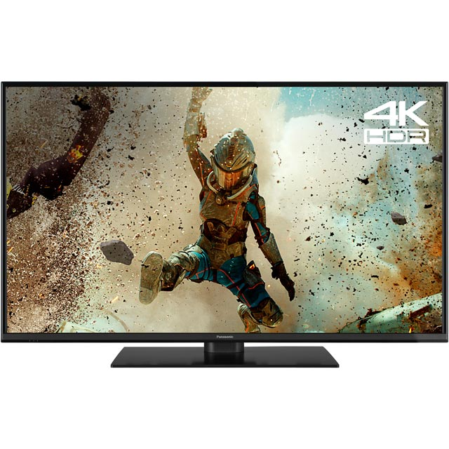 Panasonic FX550 Led Tv in Black
