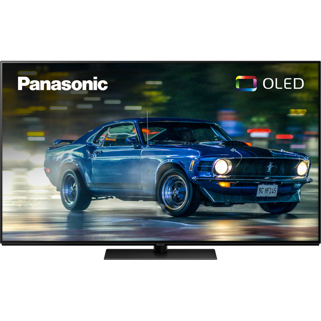 "Panasonic TX-55GZ950B 55"" Smart 4K Ultra HD OLED TV with HDR10+, Dolby Vision, Dolby Atmos and HCX Picture Processor - TX-55GZ950B - 1"