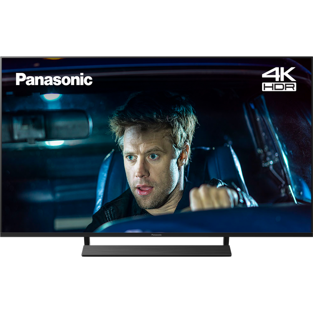 "Panasonic TX-58GX800B 58"" Smart 4K Premium UHD with HDR10+, Dolby Vision and HCX Picture Processor - TX-58GX800B - 1"