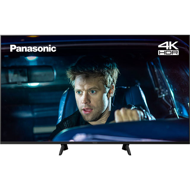 "Panasonic TX-65GX700B 65"" Smart 4K Ultra HD TV with HDR10+, HLG and Freeview Play - TX-65GX700B - 1"