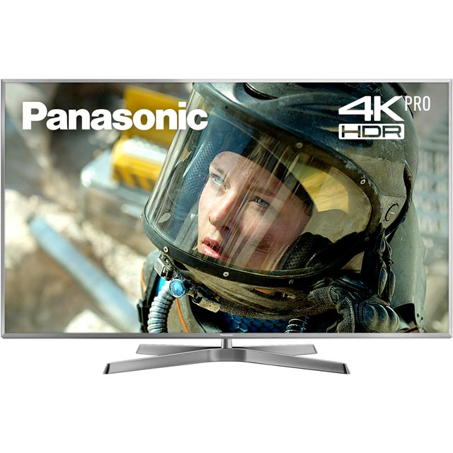 "Panasonic TX-75FX750B 75"" Smart 4K Ultra HD TV with HDR and Freeview Play - Black - [A+ Rated] - TX-75FX750B - 1"