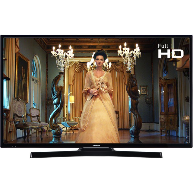 "Panasonic TX-43E302B 43"" TV - Black - [A++ Rated] - TX-43E302B - 1"